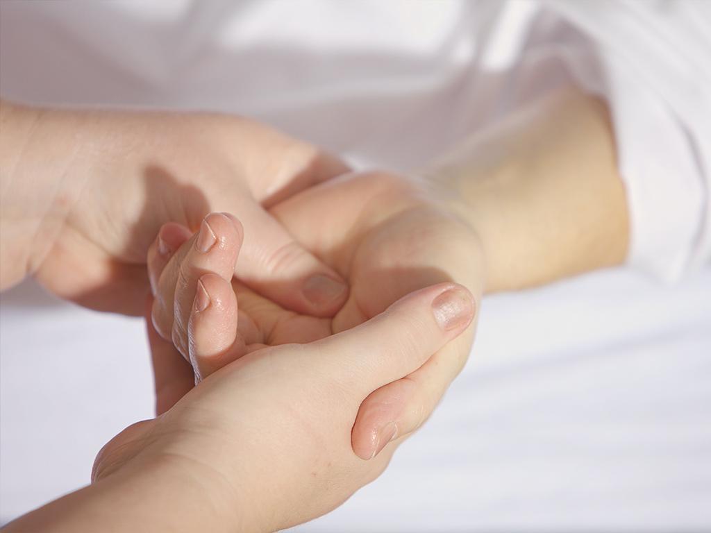 Bild zu Massage für Zwei